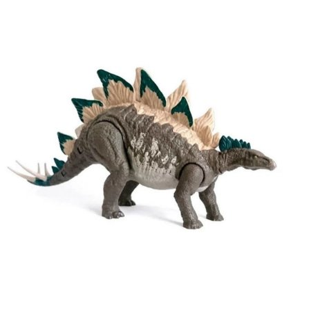 Jurassic World Dinossauros De Batalha Stegosaurus - Mattel
