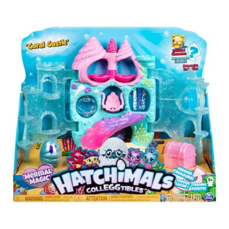 Hatchimals Colleggtibles - Castelo Coral - Sunny