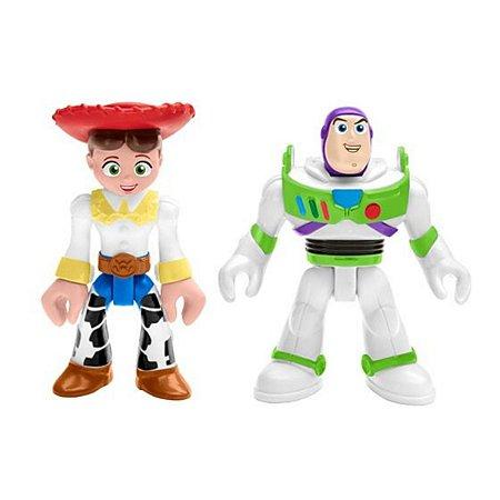 Buzz Lightyear E Jessie - Imaginext