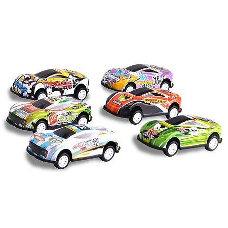 Racing Club - Carrinhos de Metal - Zoop! Toys
