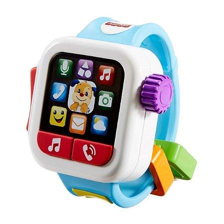 Meu Primeiro Smartwatch - Aprender & Brincar - Fisher-Price