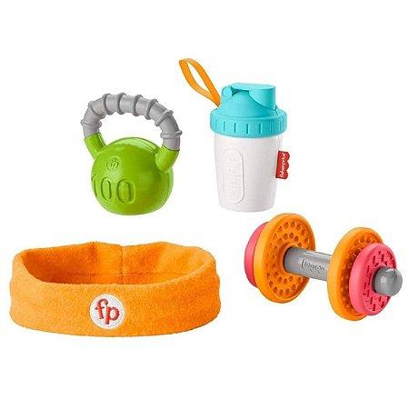 Conjunto Mini Músculos Fisher Price - Mattel