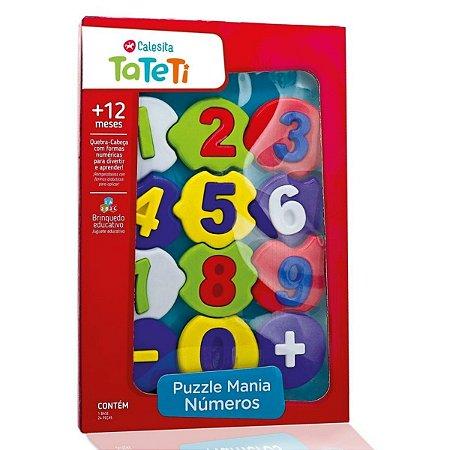 Puzzle Mania Números