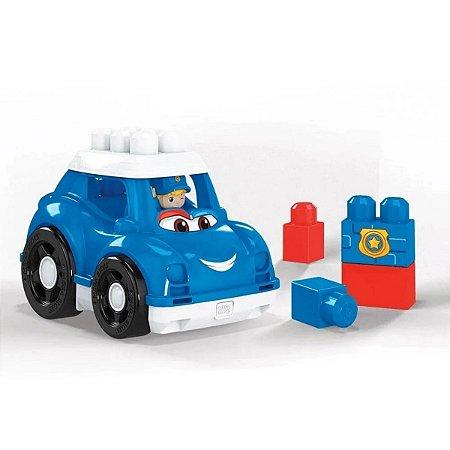 Mega Bloks Carro De Polícia