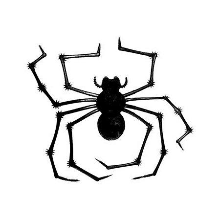 Aranha Viúva Negra 20cm Halloween
