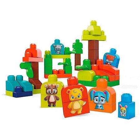 Mega Bloks - Amigos Da Floresta - Fisher Price