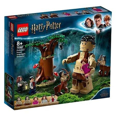 Lego Harry Potter - Floresta Proibida: O Encontro 253 Peças