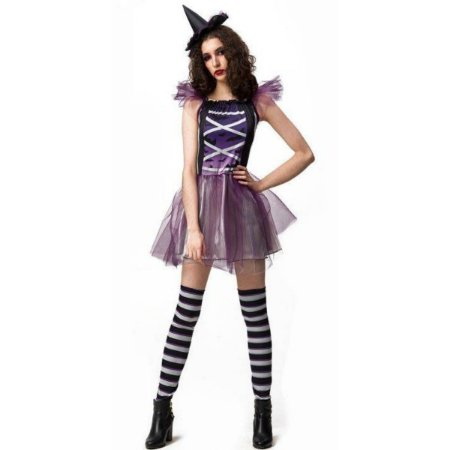 Fantasia Halloween Adulto Morceguita