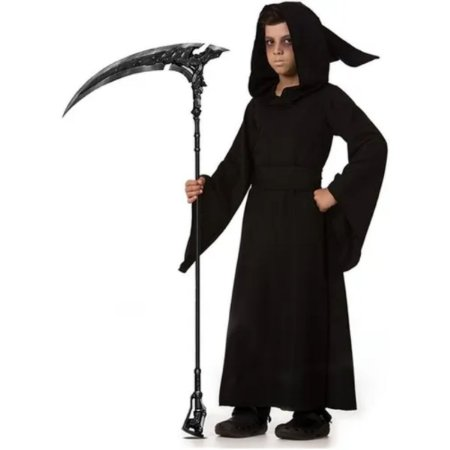 Fantasia Halloween Infantil Mago
