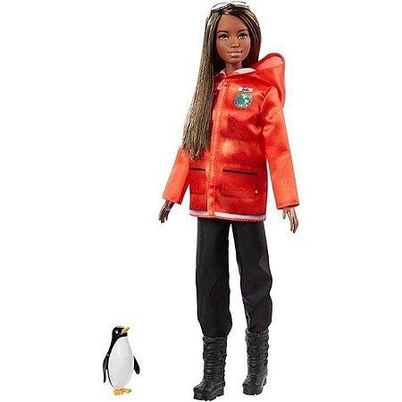 Barbie Bióloga Marinha - National Geographic - Mattel