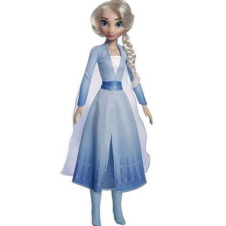 Boneca Frozen 2 Elsa 55 Centímetros