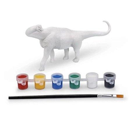 Coleção Dino Para Colorir - Diplodoco - Xplast