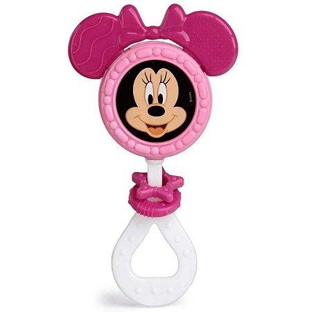 Chocalho Minnie - Disney - Elka