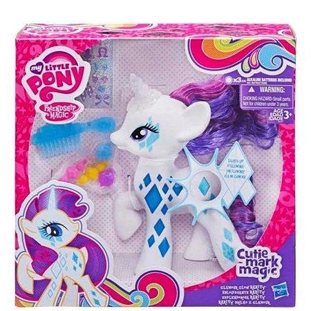 My Little Pony Rarity Brilho E Glamour