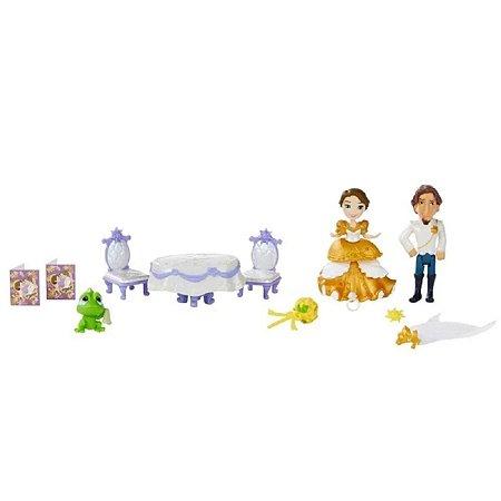 Maleta princesas Disney - Casamento Real Da Rapunzel - Hasbro