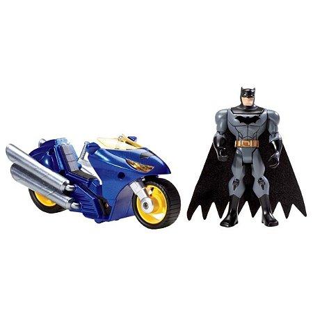 Veiculo Moto Batman