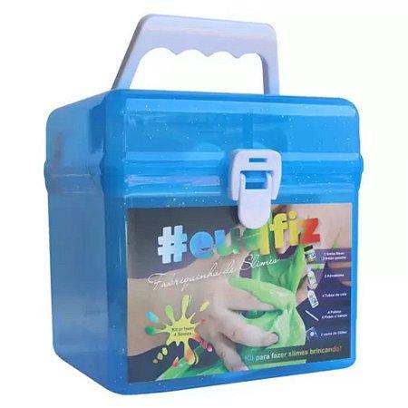 Fabriquinha de Slimes - #euqfiz - i9 Brinquedos