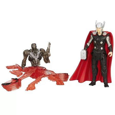 Vingadores Era de Ultron - Thor Vs. Sub-Ultron 005 - Hasbro