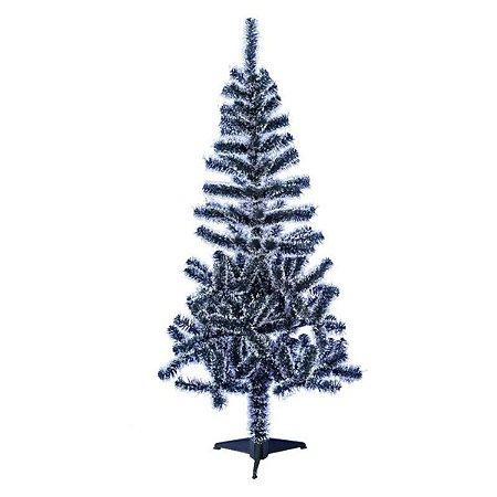 Árvore De Natal Pinheiro Nevada 1,50m