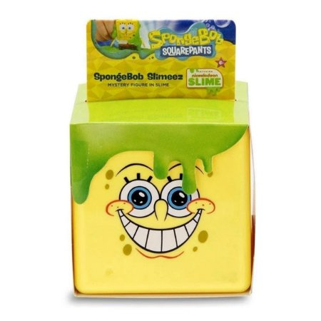 Cubo De Slime Bob Esponja - Mattel