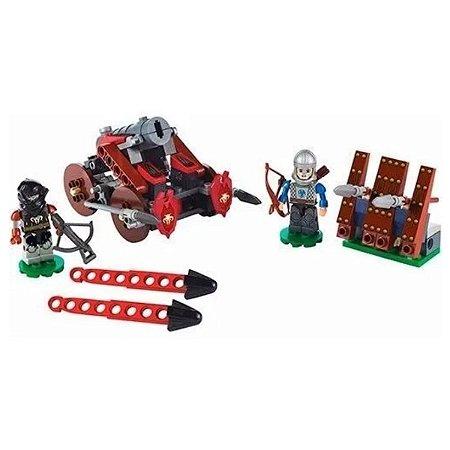 Bloco De Montar Kre-o Dungeons Dragon Canhão Batalha Lego