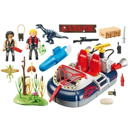 Playmobil Action Lancha - Sunny