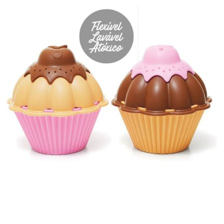 Linha Fofety-Cupcakes