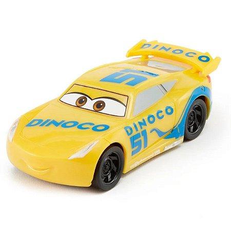 Disney Cars Dinoco Cruz Ramirez - Mattel