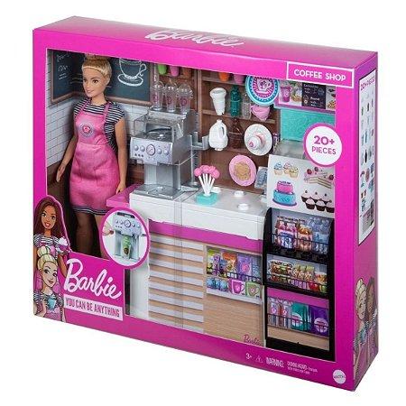 Barbie Carreiras Cafeteria - Mattel