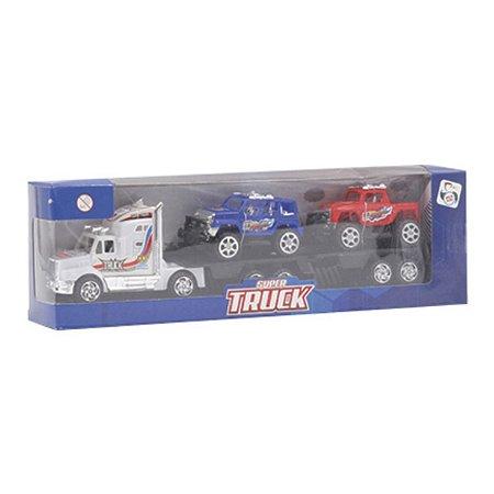 Super Truck Caminhão de Fricção