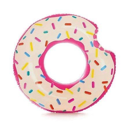 Boia Inflável Donut Rosquinha Gigante - Intex