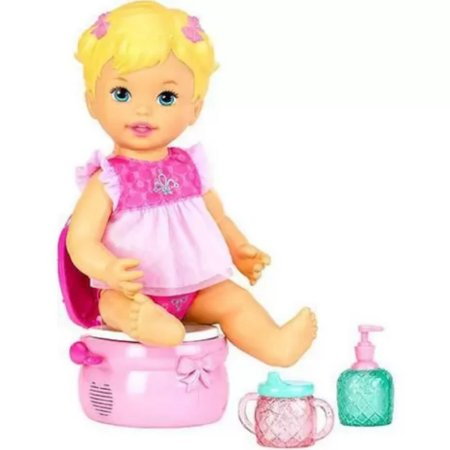 Boneca Little Mommy - Peniquinho - Mattel