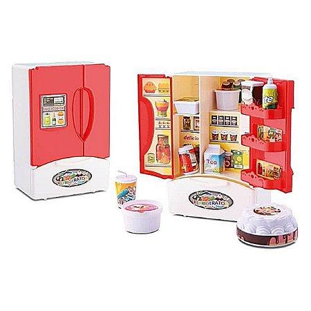 Geladeira Happy House - Samba Toys