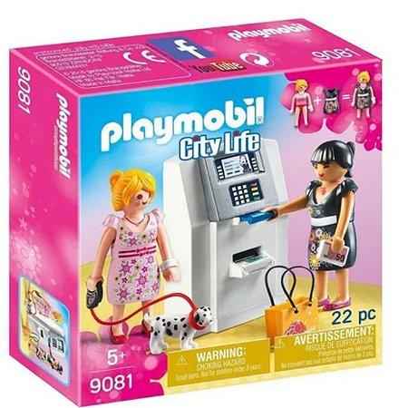 Playmobil Caixa Eletrônico 9081