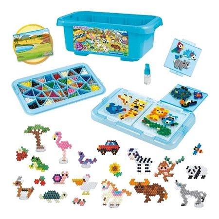 Brinquedo Aquabeads Caixa Box Of Fun Safari - Epoch