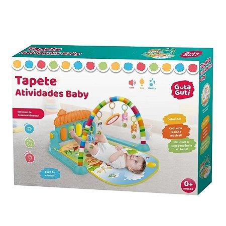 Tapete De Atividades Infantil Baby - Guta Guti