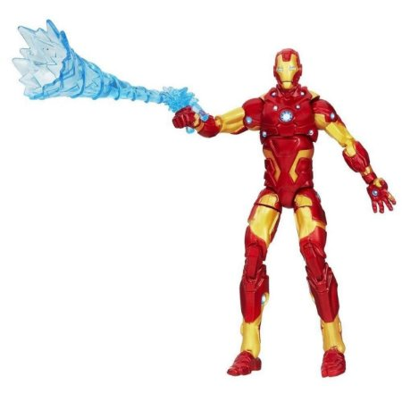 Marvel Infinite Series - Heroic Age Iron Man - Hasbro