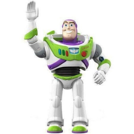 Boneco Buzz Lightyear Articulado Toy Story 4 - Mattel