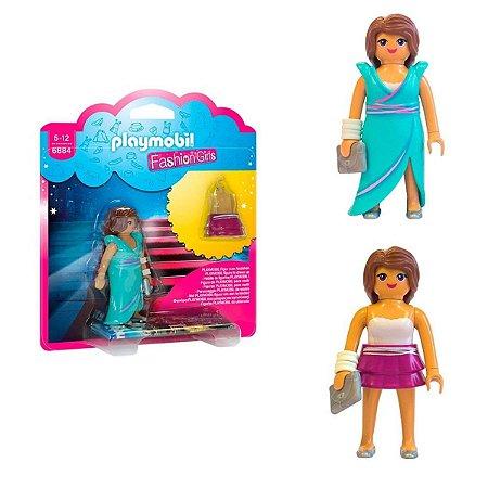 Mini Figuras Playmobil - Fashiongirl - 7cm - Sunny