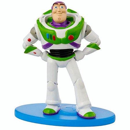 Mini Boneco - Buzz Lightyear - Toy Story 4