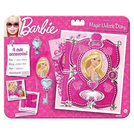 Diário Mágico da Barbie - Intek