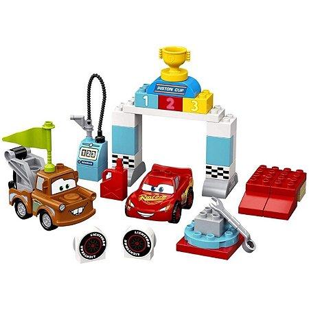 LEGO Duplo Dia de Corrida Relâmpago McQueen