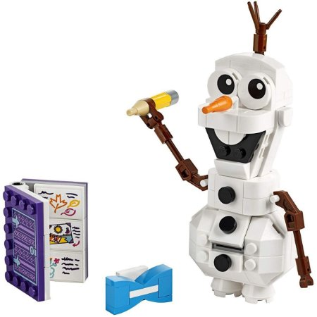 LEGO Disney Frozen 2 Olaf - 122 Peças