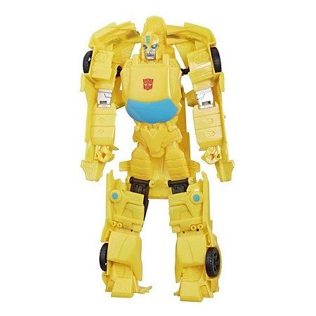 Figura Transformers Authentics Titan Changer Bumblebee - Hasbro