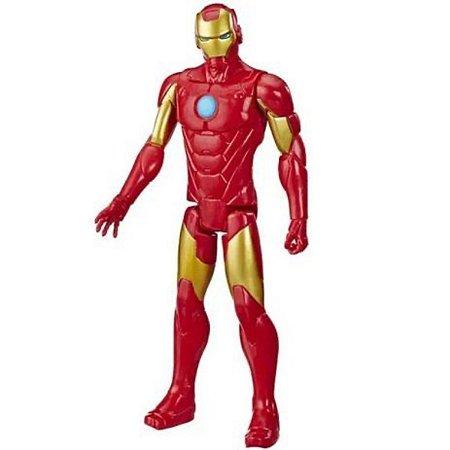 Boneco Homem De Ferro Titan Hero Blast Gear - Hasbro