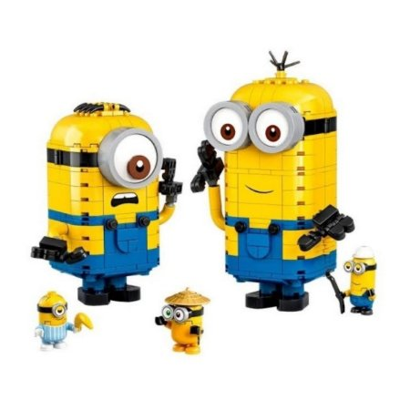 LEGO Minions - Minions E Seu Covil