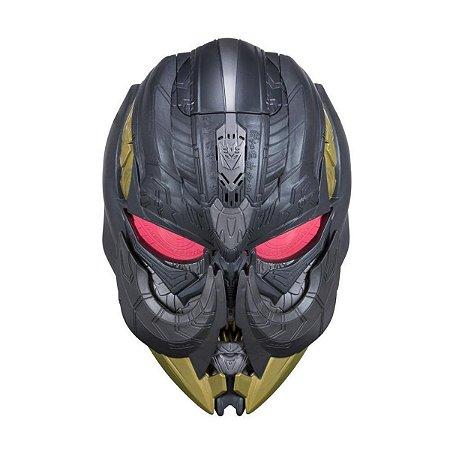 Máscara Com Modificador De Voz Transformers - Hasbro