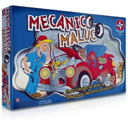 Mecânico Maluco - Estrela