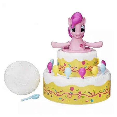 My Little Pony - Jogo Bolo Surpresa Pinkie Pie - Hasbro