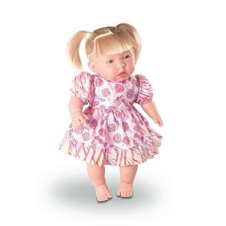 Boneca Andressa Frases - Milk Brinquedos